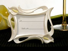 Calla Lily Photo Place Card Frame C3749 Quantity of 1 - €7,30 EUR