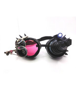 Steampunk spike Goggles vintage Rave Led Glasses Steampunk Victorian gog... - $15.99