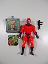 Magneto Vintage Secret Wars Action Figure Marvel with weapon and hologram - $23.99