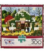 "Charles Wysocki ""Small Talk"" 300 Piece Puzzle by Buffalo Games - $11.30"