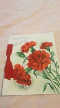 Vintage Hallmark Card~ A Mother's Day Message For A Mother To Be - $3.95