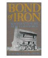 Bond of Iron: Master and Slave at Buffalo Forge Dew, Charles B. - $13.81