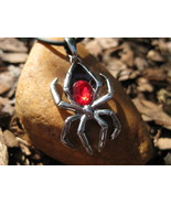 Haunted Voodoo Belle's Magick Spider Amulet FREE with 100.00 purchase - $0.00