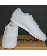 Women's Reebok Classic Princess Wide D White At... - $35.95