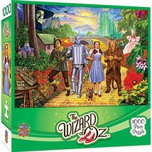 1000 Piece Jigsaw Puzzle for Adult, Family, Or Kids - Off to See The Wizard by M - $14.99