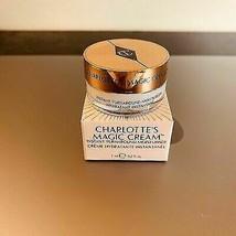 Charlotte Tilbury Magic Cream Moisturizer Mini Jar 0.2oz 7 ml Travel Size New - $14.80