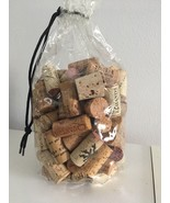 100 Natural Wine Corks Used - No Synthetics - Many Brands - €8,36 EUR