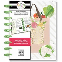 The Happy Planner - Classic Recipe Organizer - $31.55