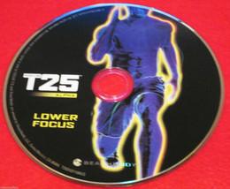 FOCUS T25 Alpha - LOWER FOCUS DVD - Brand new - 1 DVD only - $10.95