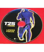 FOCUS T25 Alpha - LOWER FOCUS DVD - Brand new - 1 DVD only - $11.06