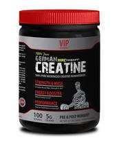 strength health - GERMAN CREATINE 500G 100 SERVINGS - creatine monohydrate - $14.58