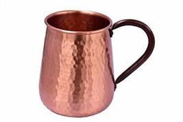 De Kulture Works™ Handmade Pure Copper Mug Moscow Mule Set of 2-500 ml (... - $29.69