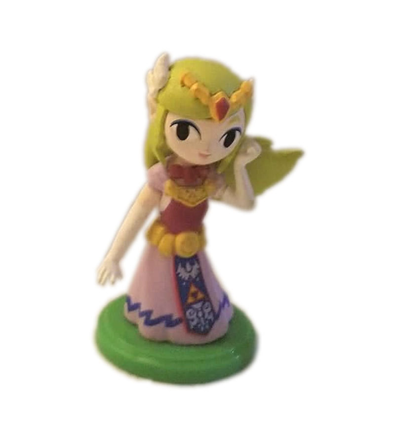 "Legend of Zelda Spirit Tracks ""Princess Zelda"" Choco Egg Mini-Figure * Nintendo"