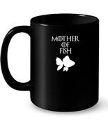 Mother of Fish  Cute Funny & Unique Fish Mom Ceramic Mug & Gift - $13.99+