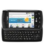 LG Ally VS740 Black (Verizon)(Page Plus) 3G Android SmartPhone Slider QW... - $38.97