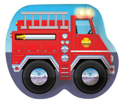 Firefighter Party Dinner Plates (8) - $7.06