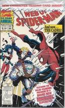 Web of Spider-Man Comic Book Annual #9 Marvel 1993 NEAR MINT NEW UNREAD - $3.99