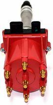 OEM Distributor Red Spark Plug Wire 6cyl GMC CHEVY 4.3L V6 TBI EFI 85-99 Pontiac image 5