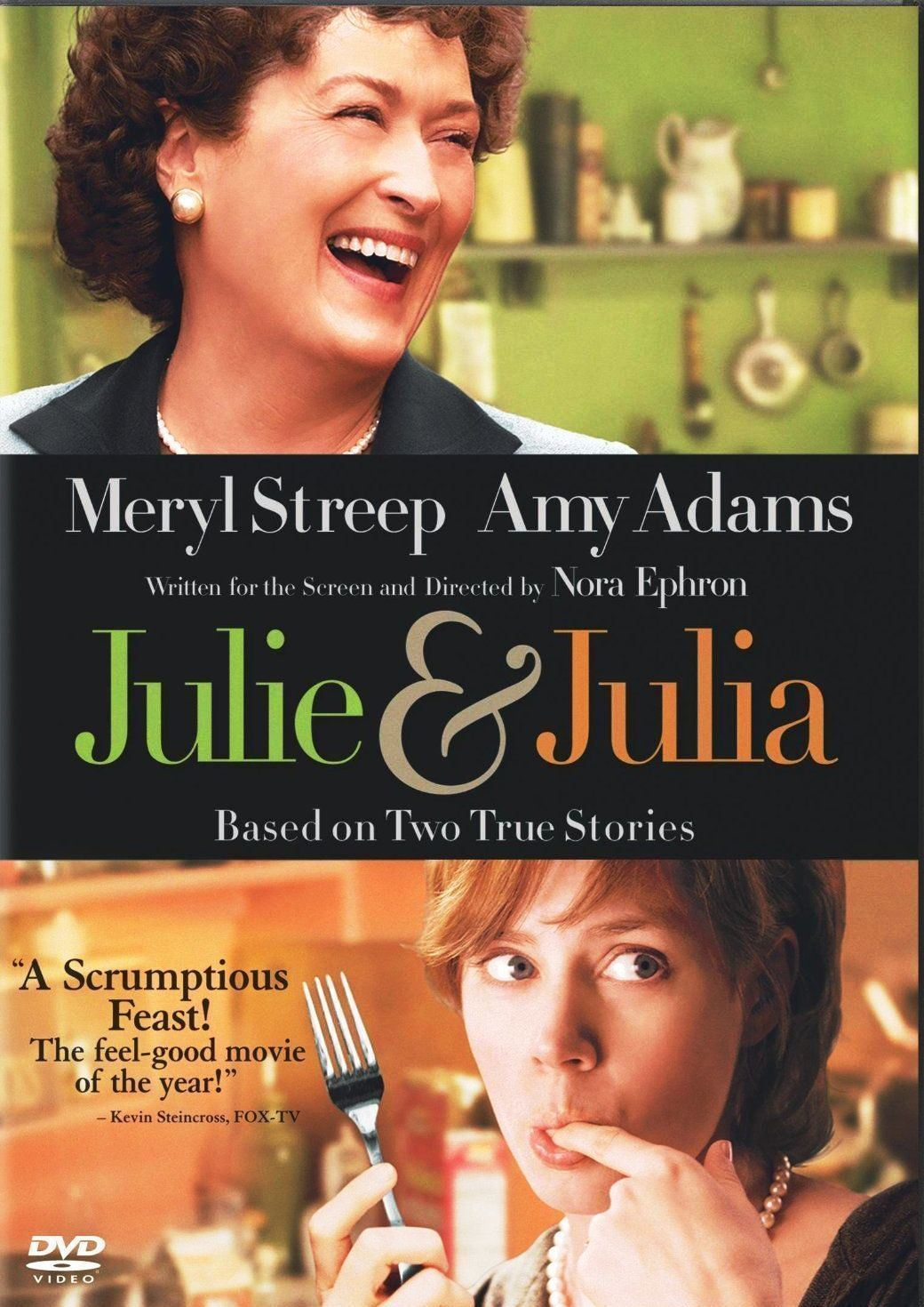 Primary image for DVD Julie & Julia WIDESCREEN: Meryl Streep Amy Adams Stanley Tucci Chris Messina