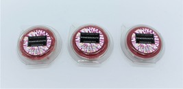 3 Pack Bath & Body Works Pomegranate Fragrance Wax Melts Tarts Refill - $13.75