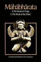 The Mahabharata, Volume 3: Book 4: The Book of the Virata; Book 5: The B... - $27.95