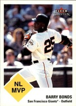 2003 Fleer Tradition #417 Barry Bonds AW - $2.95