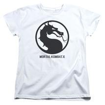 Mortal Kombat X - Seal Short Sleeve Women's Tee Shirt Officially Licensed T-Shir - $19.99+