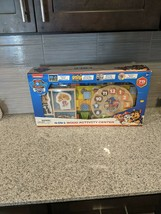 """Paw Patrol """"4-IN-1 Wood Activity Center"""" 75 Piece Set By Spin Master Kids Gift - $35.63"""