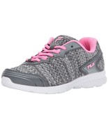 FILA WOMEN'S MEMORY PERPETUAL FT RUNNING SHOE CASTLEROCK/SUGARPLUM/WHITE... - $59.39
