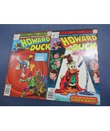 Howard the Duck 25 and 26(1978) ---Marvel Comics   VF  Condition ( PAIR) - $10.00