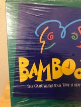 Bamboozle Board Game (1997 Parker Brothers) NEW Sealed - $46.71
