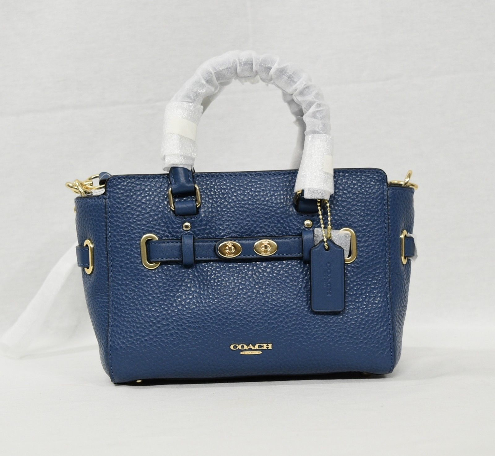 ee111f067f0 Coach F37635 Mini Blake Carryall Leather and 50 similar items