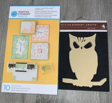 MARTHA STEWART Stamp Around the Page Starter Set 10 Piece 40-24022 craft BONUS ! - $19.99