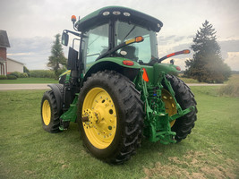 2017 John Deere 7210R Tractor FOR SALE IN Ubly, MI 48475 image 10