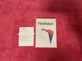FileMaker Pro 13 License Key Card for Mac & Windows, FULL VERSION, Free ... - $99.99