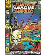 Justice League of America Comic Book #84, DC Comics 1970 FINE+ - $18.30