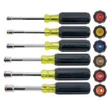 Klein Tools 6-Piece Heavy-Duty Nut Driver Set - $106.23