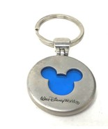 Walt Disney World Mickey Mouse Photo Picture frame Metal Keychain - $22.49