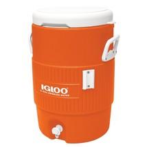 Igloo 5 Gallon Seat Top Orange - $74.61