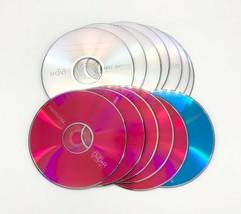 13 Memorex Secure DVD 16X DVD-R Blank Discs 4.6GB Cake Box - $4.94