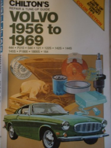 Primary image for Chilton's Repair and Tune-Up Guide: Volvo, 1956-1969 Chilton Book Company