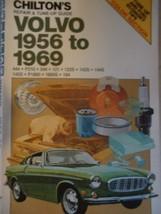 Chilton's Repair and Tune-Up Guide: Volvo, 1956-1969 Chilton Book Company - $59.95