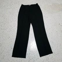 Ann Taylor LOFT Women's Dress Pants ~ Sz 4 ~ Black ~ Lined  - $24.74