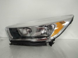 2019 FORD ESCAPE LH DRIVER HALOGEN HEADLIGHT OEM C97L - $223.10