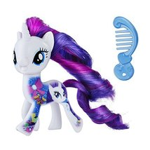 My Little Pony: The Movie All About Rarity - $8.90