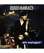 MTV Unplugged by 10,000 Maniacs (CD, Oct-1993, Elektra (Label)) - $4.83