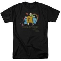Star Trek t-shirt Rollin Deep animated sci-fi TV series graphic tee CBS955 image 1