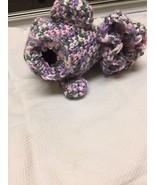 crochet stuffed goldfish - $2.97