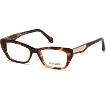 New Roberto Cavalli Eyeglasses Size 51mm 145mm 16mm New With Case - $57.59
