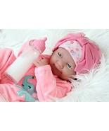 my pretty and cute baby girl doll smiling preemie Berenguer Newborn Doll... - $98.95